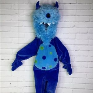 Koala Kids Monster Halloween Costume Boy 9 Months